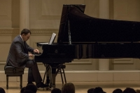 Astorian Dyptyque Premiere at Carnegie Hall 2016